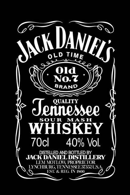 Custom Canvas Poster Jack Daniel Stickers Daniels Wall Decor Wallpaper Vintage Pin Up