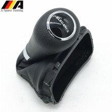 Gear-Knob CLASSIC W204 Car-Shift Automatic Mercedes-Benz Boot-Gaitor-Cover ELEGANCE AVANTGARDE