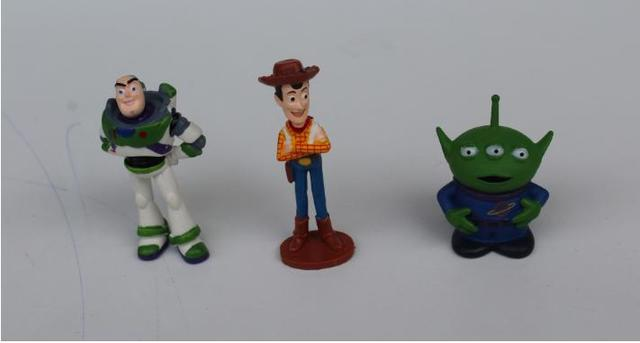 Us 106 20pcslot Cartoon Action Figure Dolls Kids Toy Story 4 6cm Birthday Gift Hot Sale In Action Toy Figures From Toys Hobbies On