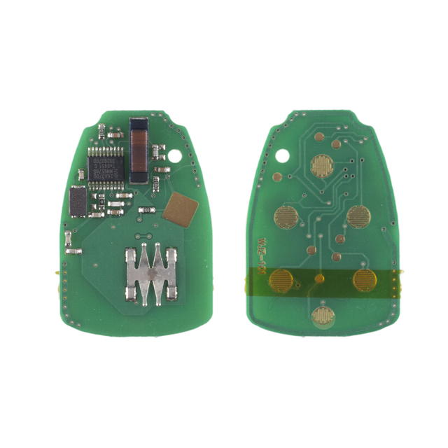 Chiave Telecomando per Chrysler Dodge JEEP Vehicle Auto Liberty Commander Patriot Compass Grand Cherokee OHT692713AA  315Mhz 2