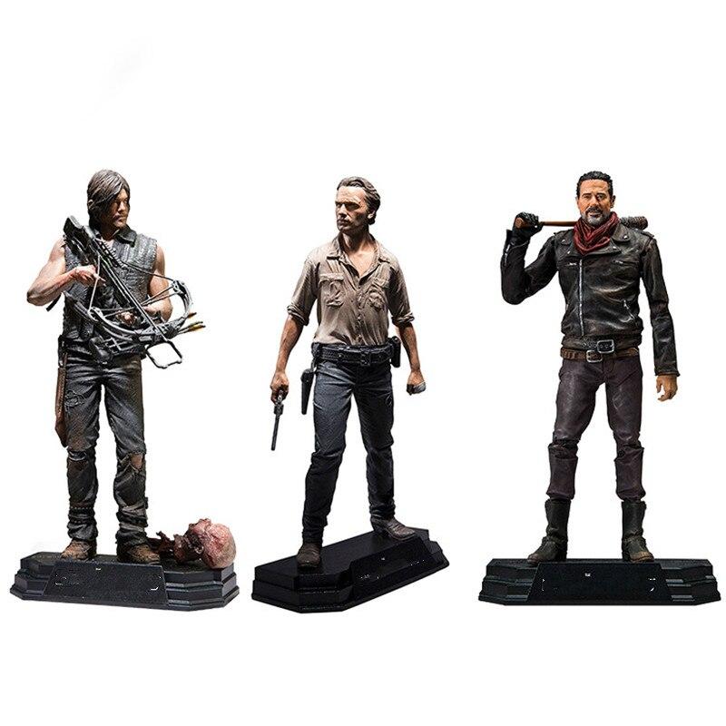 figurine-d'action-en-pvc-18-cm-la-marche-morte-rick-daryl-negan-figurines-jouets-a-collectionner-modele-jouets-cadeau