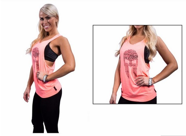 2016 New Women Breathable Tank Tops Casual Fitness Active Stretch Dri-fit Workout Top