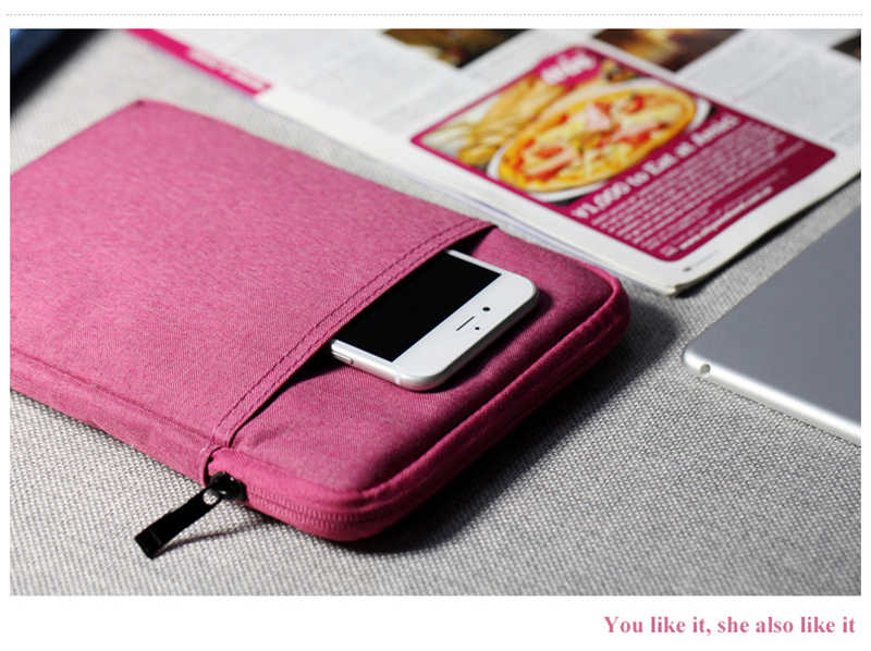 Funda protectora para PocketBook 740 InkPad 3 ereader de 7,8 pulgadas, funda protectora para tableta, funda para PocketBook 740 Sheeve Pouch