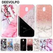 DEEVOLPO Soft Case For Samsung Galaxy S8 Plus J3 J5 J7 2017 2016 2015 Prime A320 A520 S7 S6 Edge S5 S4 S3 Silicone Cover DP01A