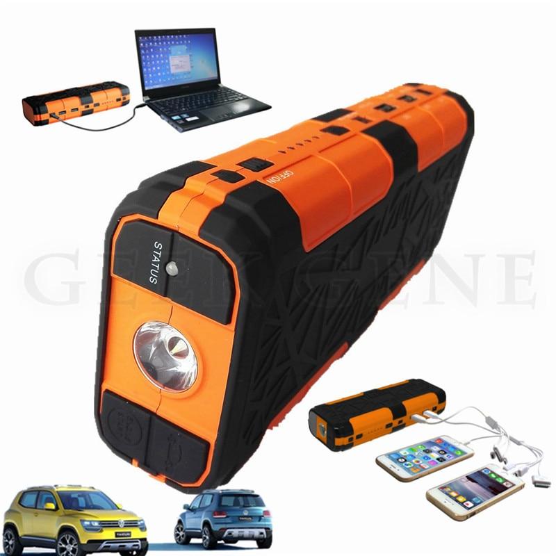 2017 Best Car Jump Starter 20000mAh <font><b>Portable</b></font> Starter <font><b>Power</b></font> Bank 12V Charger Car Battery Booster Diesel Starting Device Buster