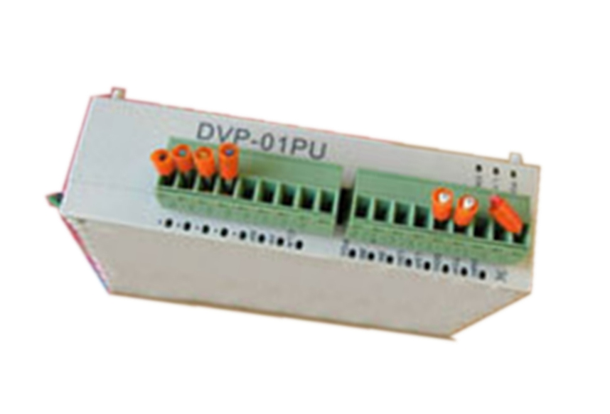 New Original DVP01PU-S Delta PLC Single-axis positioning DIfferential output module new original plc fx2n 20gm 2 axis 200khz positioning control module