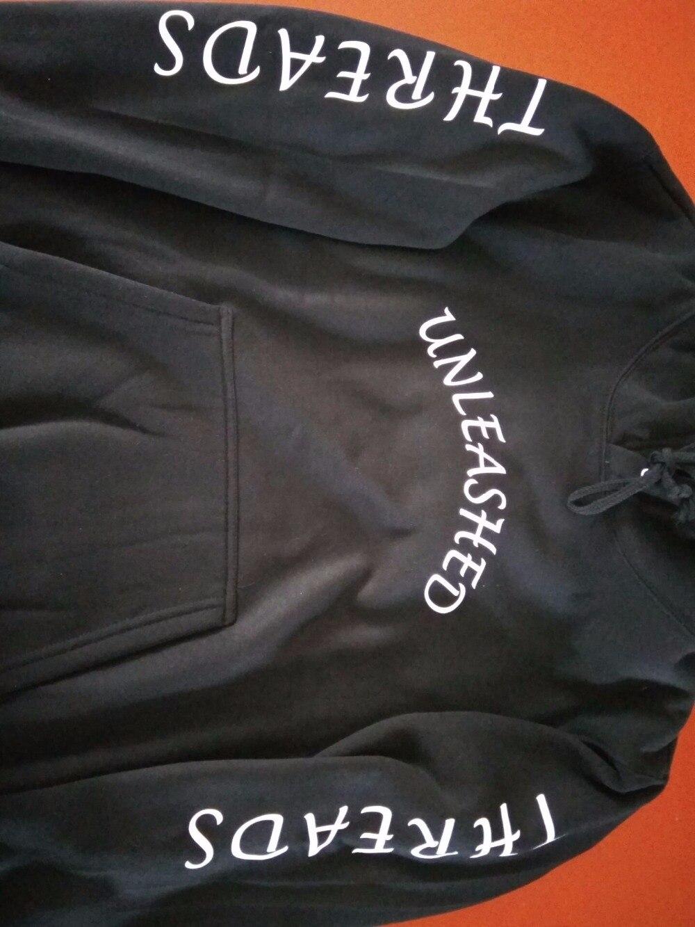 Logo personnalisé Sweatshirt Femmes Hommes Personnalisé Imprimé - Vêtements pour hommes - Photo 2