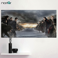 HD Printed The Twilight Saga Breaking Dawn Canvas Painting Fantasy Movie Poster Wall ART For Room