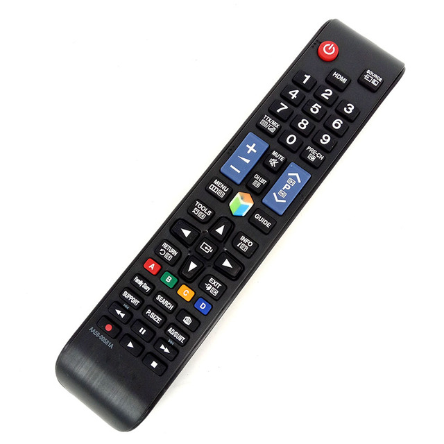 Free Shipping ! NEW !! Remote Control for SAMSUNG AA59 00581A AA59 00582A TV 3D Smart Player