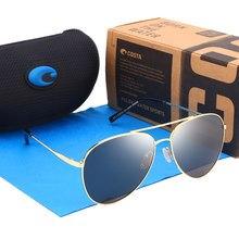 852edee832 Gafas de sol polarizadas UV para hombre protección de gafas de sol para  hombre diseñador Retro piloto gafas de sol espejo clásic.