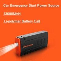 Multifunctional Fire Maker 12V Li polymer 12000mAh Automobile Motorcycle Emergency Jump Leads Battery Starter USB Power Bank