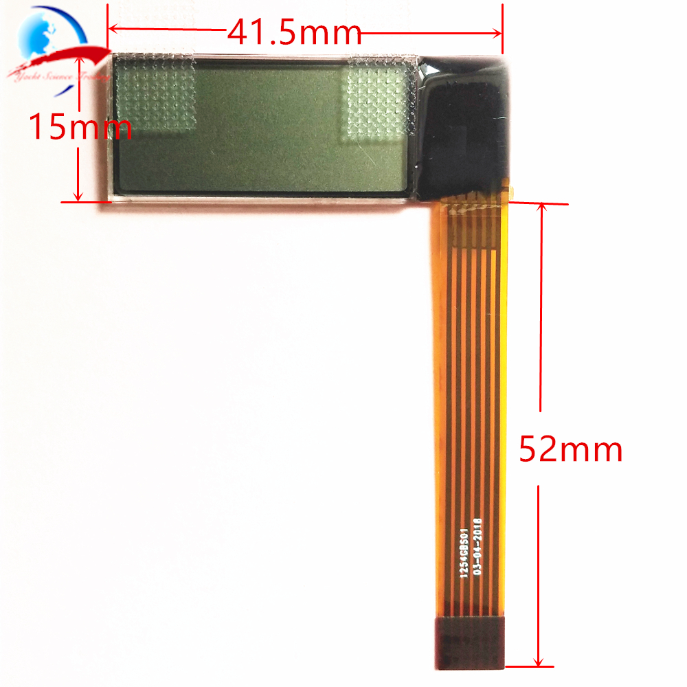Speedometer / Tachometer LCD display for Kenworth trucks / VDO international/ VDO cockpit vision/ Jcb tractor / Volvo penta boat