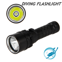 CREE XML L2 LED 3800 Lumen 100 meters Underwater Diving diver 18650 Flashlight Torch Light Lamp Waterproof