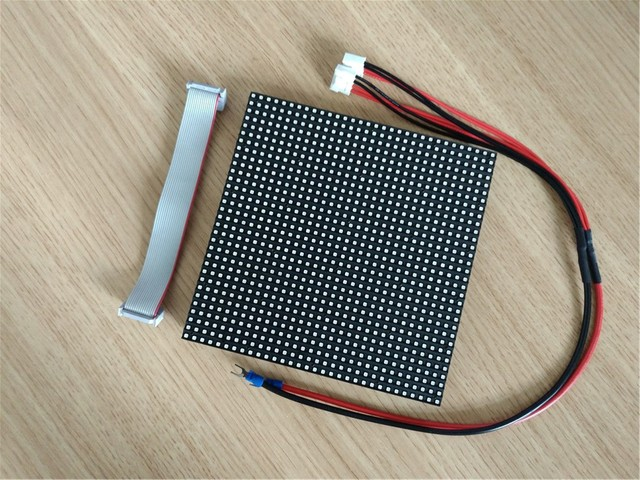 32x32 pixels LEVOU Módulo P5 SMD Cor Cheia Ao Ar Livre 160x160mm Painel CONDUZIDO para o Exterior LEVOU Tela de publicidade LEVOU Assinar Painel