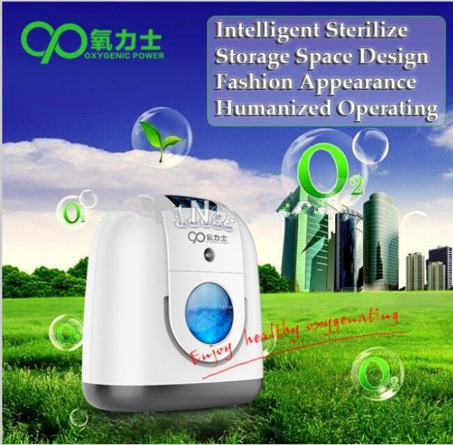 AC220V 5L flow home/car use portable mini oxygen concentrator XY-3 oxygen tank