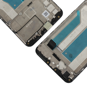 Image 3 - מקורי עבור Asus Zenfone מקסימום פרו M2 ZB631KL התיכון מסגרת לוחית LCD תמיכה Bezel שיכון תיקון החלפת חלקי חילוף
