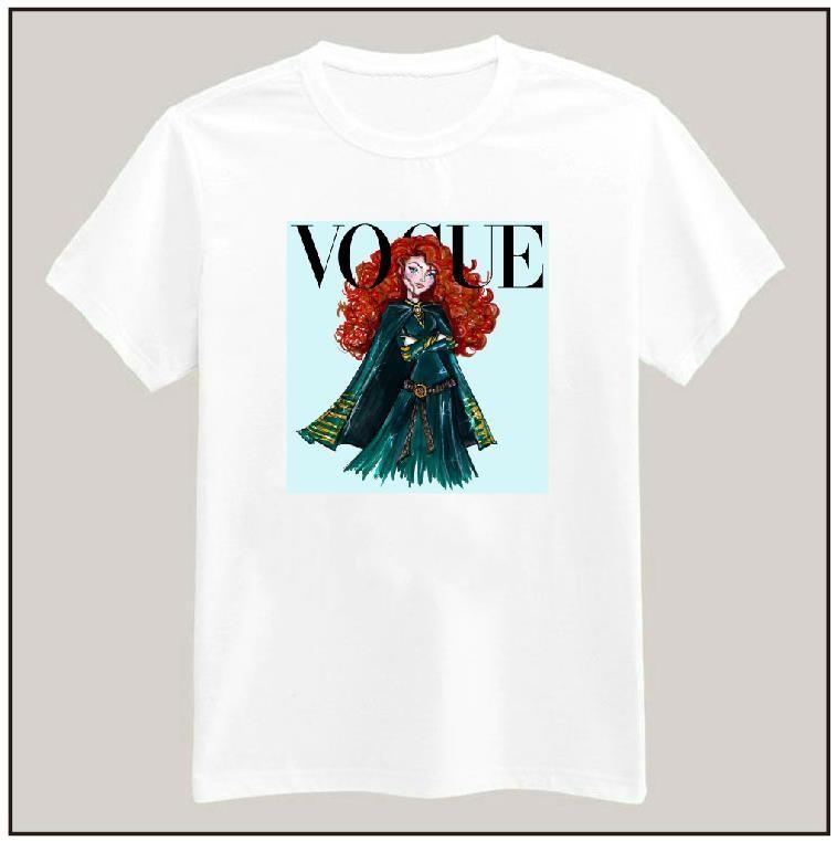 HTB1ocW8HpXXXXcRXpXXq6xXFXXXT - Tattoo Vogue Princess Women T shirt PTC 17