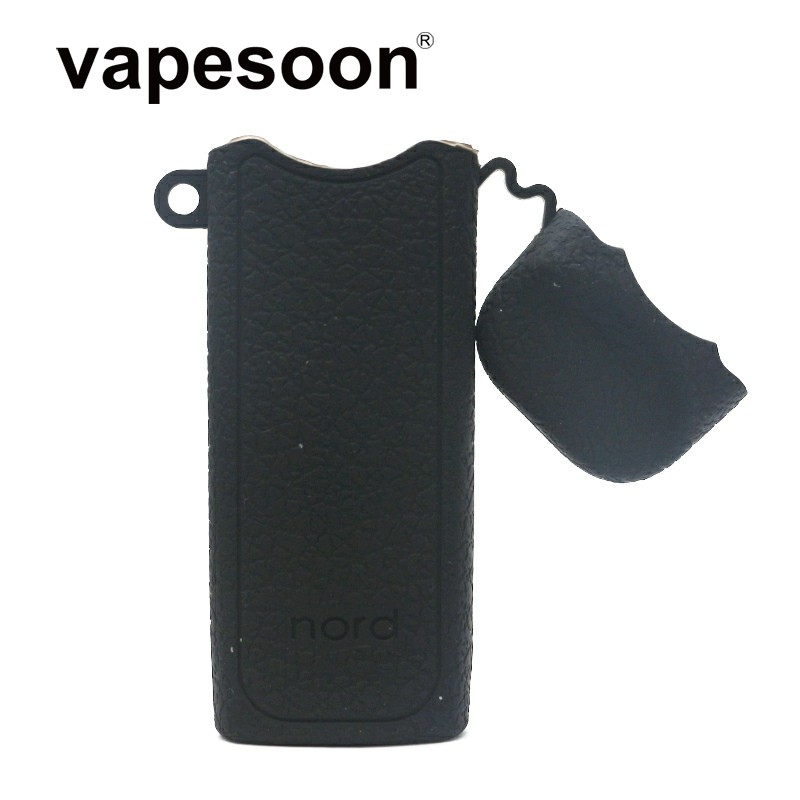 Decorative Protection Cover Sleeve Skin Silicone Case For SMOK Nord Kit Vape Pod System E-Cigarette