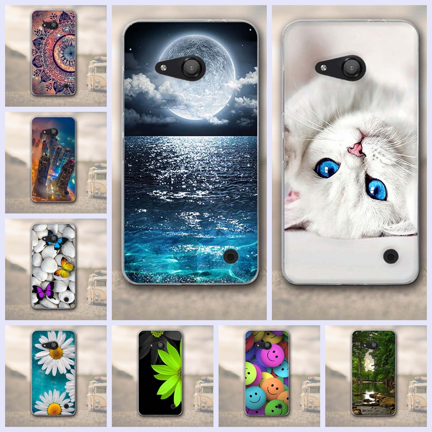 TPU Soft Cases for Fundas Nokia Microsofts