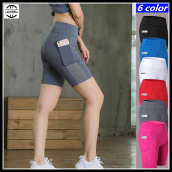200p Women&Girls Shapers Exercise 3D Tight Fitness Knee Length Pants Quick-dry Wicking High Elastic Slim Compression Half Pants - DISCOUNT ITEM  27 OFF Women\'s Clothing