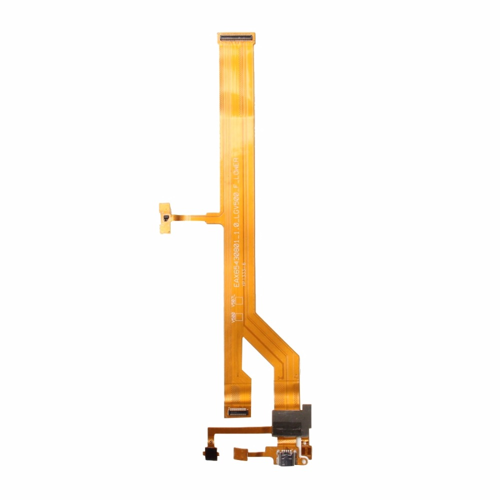 IPartsBuy Charging Port Flex Cable For LG G Pad 8.3 Inch / V500