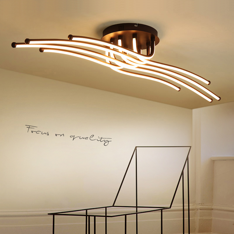 Modern LED Ceiling Lights For Living Room Bedroom lustre plafonnier AC85-265V luminaria Indoor Home Deco Ceiling Lamp FixturesModern LED Ceiling Lights For Living Room Bedroom lustre plafonnier AC85-265V luminaria Indoor Home Deco Ceiling Lamp Fixtures