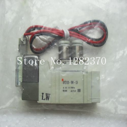 [SA] New Japan genuine original SMC solenoid valve SY3120-5M-C6 spot --5pcs/lot [sa] new japan genuine original smc solenoid valve sy3120 5h c4 spot 2pcs lot