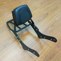 For Kawasaki Vulcan S 650 VN650 2015 2016 Motorcycle Accessories Backrest Luggage Rack Rear Passenger Seat Backrest Vulcans 650