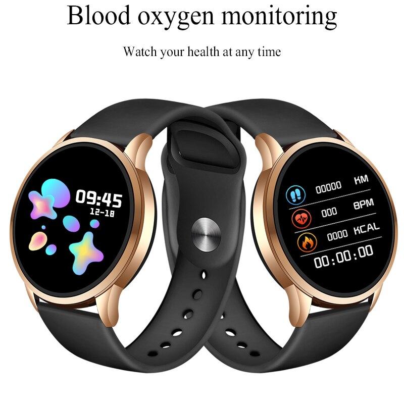 LIGE 2019 New Smart Bracelet Men sport watch Heart rate Blood pressure Monitor Watch Women Fashion Wristband+Box