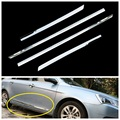 Geely new Emgrand 7,EC7,EC715,EC718,Emgrand7,E7,Emgrand7-RV,EC7-RV,EC715-RV,EC718-RV,EC-HB,HB,RS,Car door light bar sticker
