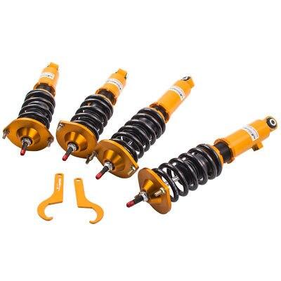 Non Réglable Amortisseur Coilovers pour Mazda Miata Roadster MX-5 MX5 NA NB 89-05 MK2 Caisse Réglable Hauteur Absorbeur coilover Strut