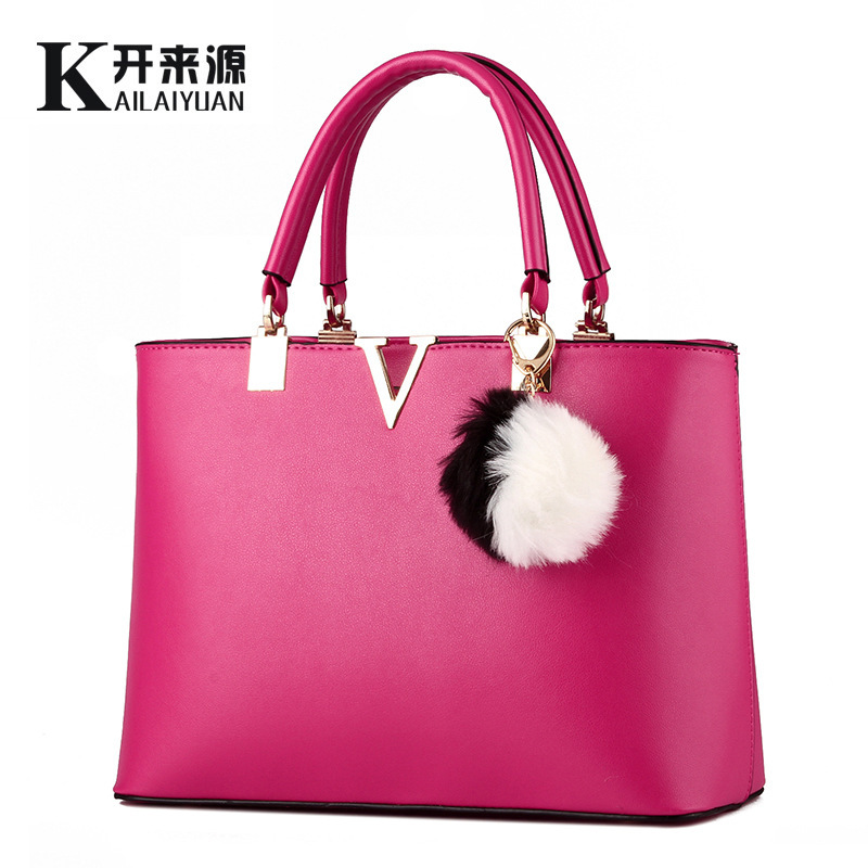 Female package female V sweet lady fashion bag the new worn one shoulder