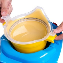 Cute Convenient Portable Compact Plastic Travel Potty
