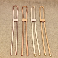 Handbag Strap Handles for Bags Leather Trim Shoulder Straps for Handbags