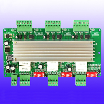 THB6064 4A 64 subdivision 3-axis stepper motor driver for 57 42 stepper motor high precision low noise than TB6600 TB6560