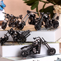 Random delivery Hot sale Metal wrought iron motorcycle model creative furnishing articles birthday gift free shipping