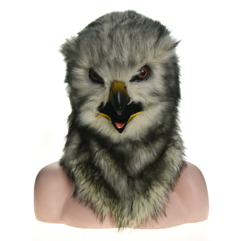 Owl moving mouth mask wholesale export import manufacture mask factory
