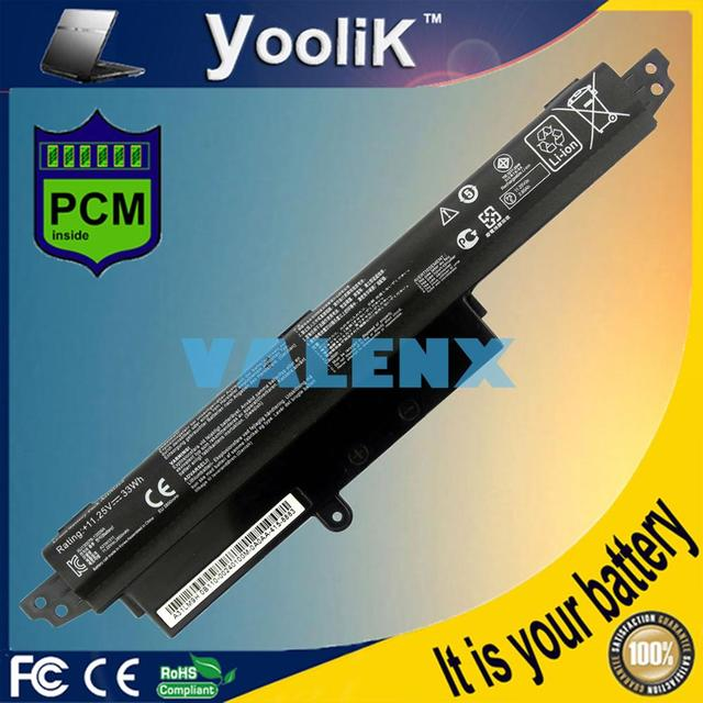 33WH NUOVA batteria del computer portatile A31LM2H A31LM9H A31N1302 A3INI302 A3lNl302 per asus VivoBook x200ca f200ca f200m f200ma r202ca