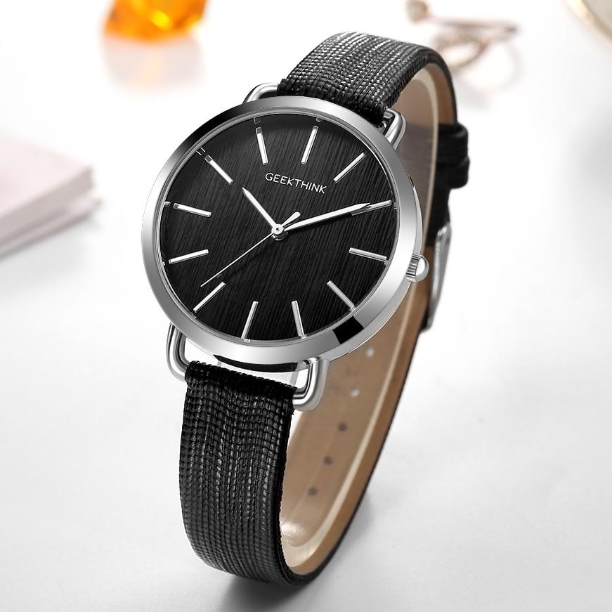 Geekthink top luxe merk mode quartz horloges dames diamanten horloge - Dameshorloges - Foto 5