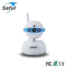 Saful Wireless IP Camera WiFi Home Security Camera Surveillance Camera 720P Baby Monitor Night Vision CCTV Wifi IP Camera