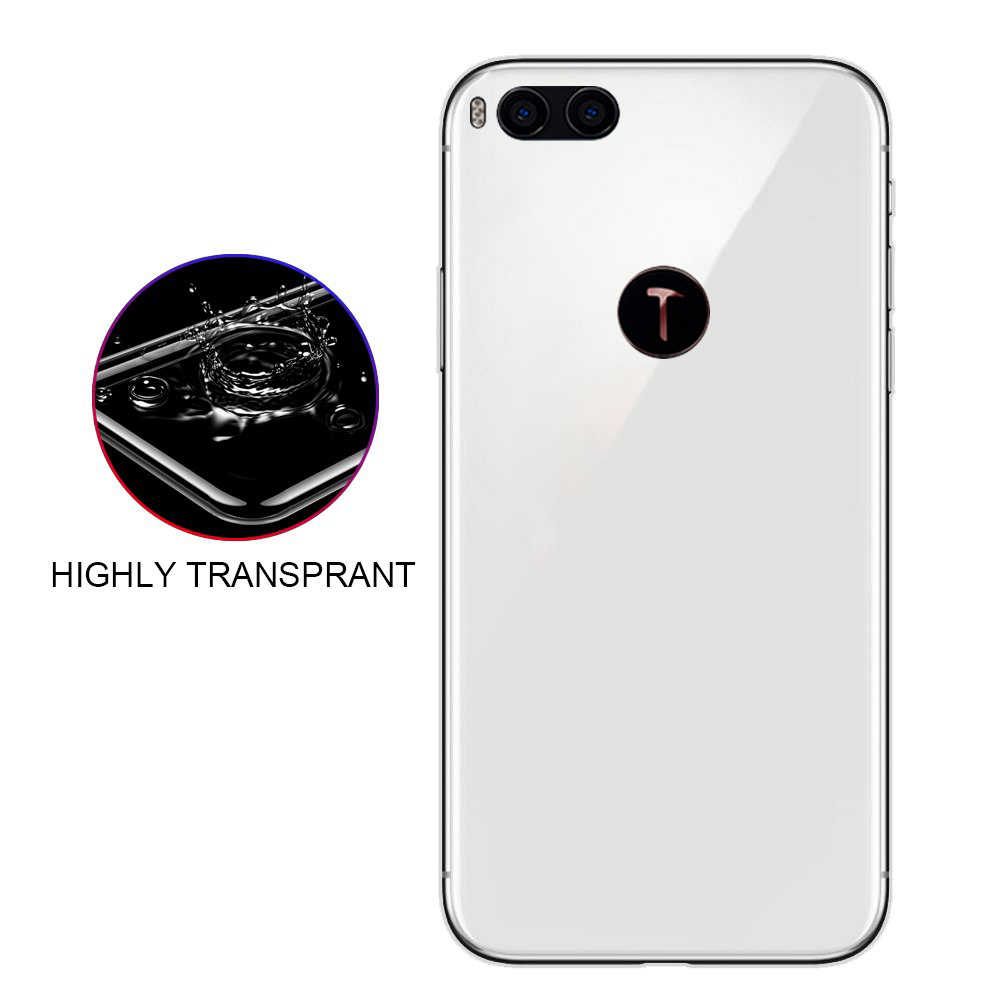 Mobile Phone Shell Anti-fall Personality Transparent All-inclusive Protective Shell For Smartisan nut 3
