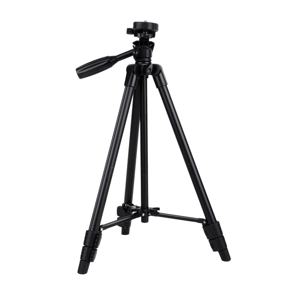 VCT 520 Lightweight Pro Camera Tripod Stand W/ 3 Way Head