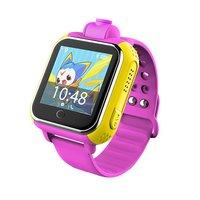 720P Camera Kids Smartwatch Q730 JM13 3G GPRS GPS Locator Tracker Smart Horloge Baby Horloge Met Camera Voor IOS Android Dropship-in Smart watches van Consumentenelektronica op