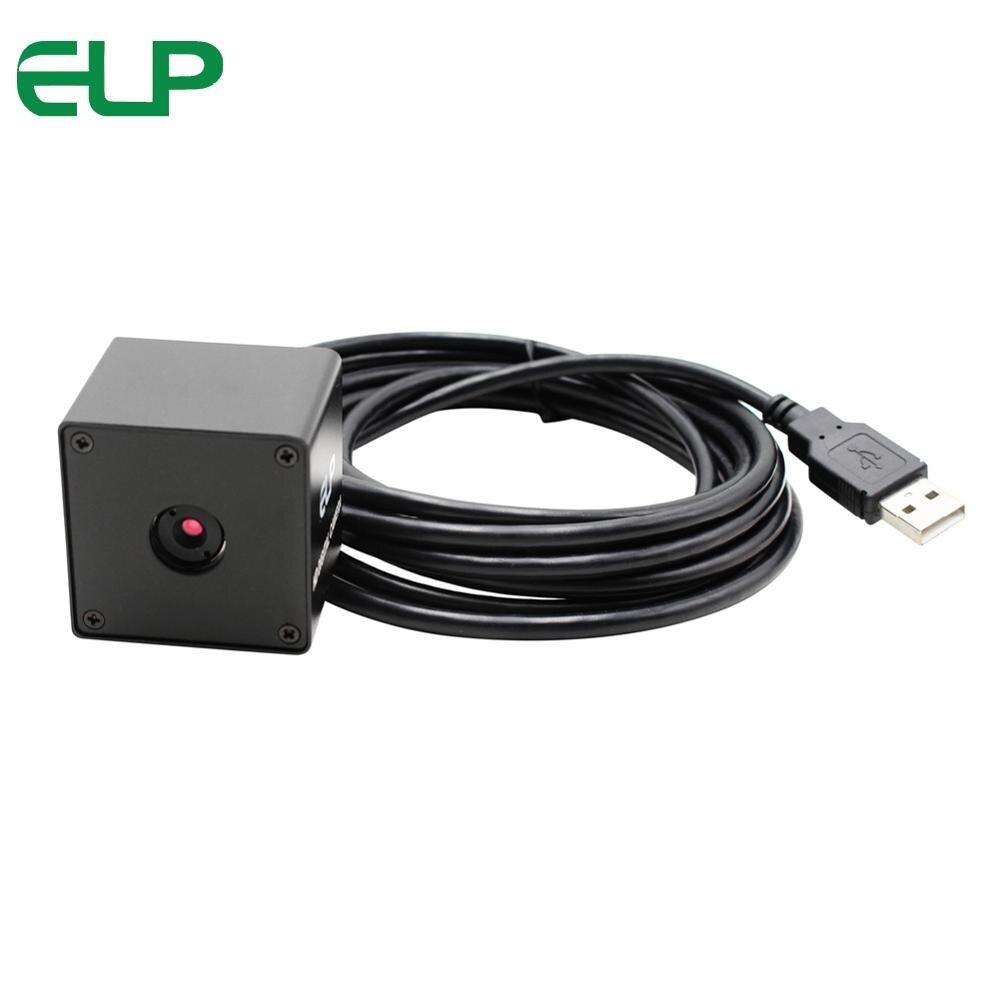 цена на 2pieces Auto focus 5mp 2592 x 1944 black Full HD mini cctv box endoscope usb camera