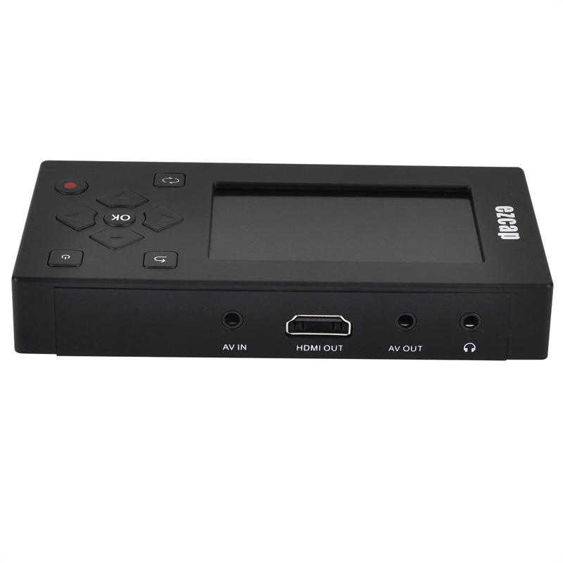 AV Recorder capture card Convert VHS Camcorder Tapes to Digital Format 8GB Memory 3