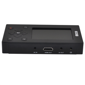 """Image 1 - Видеомагнитофон av рекордер, записывающая карта, конвертация видеомагнитол VHS в цифровой формат 8 Гб памяти 3 """"экран для DVD плеера, бесплатная доставка"""