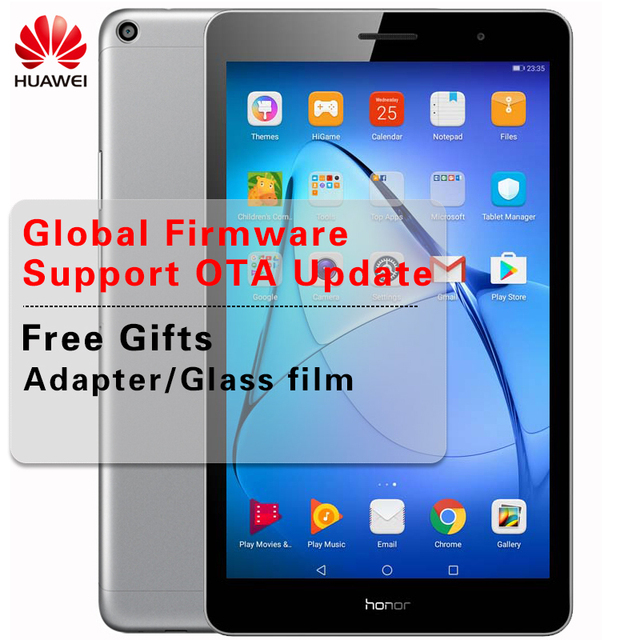 US $152 99  HUAWEI MediaPad T3 8 Global Firmware Honor Play Tablet 2 8 inch  Snapdragon 425 Quad Core 10 Points Touch Android 7 0 PC 5 0MP-in Tablets