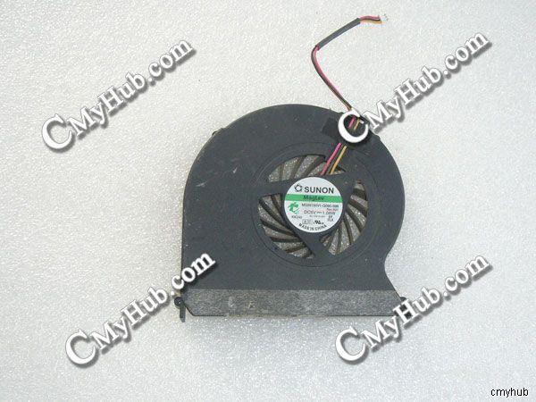 Véritable Pour Acer Aspire 7736 7736G 7736Z 7736ZG 7740 MS2279 DC5V 1.08 W 3pin 3 fils Ventilateur De Refroidissement MG55150V1-Q090-S99 23.10315.001