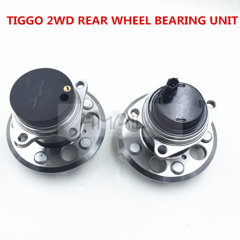 1PCS REAR WHEEL BEARING UNIT FOR CHERY TIGGO Rear hub for T11 4WD:T11-3301210 2WD:T11-3301210BA free shipping 1pcs dac3063w 30x63x42 dac30630042 dac3063w 1 9036930044 574790 hub rear wheel bearing auto bearing for toyota