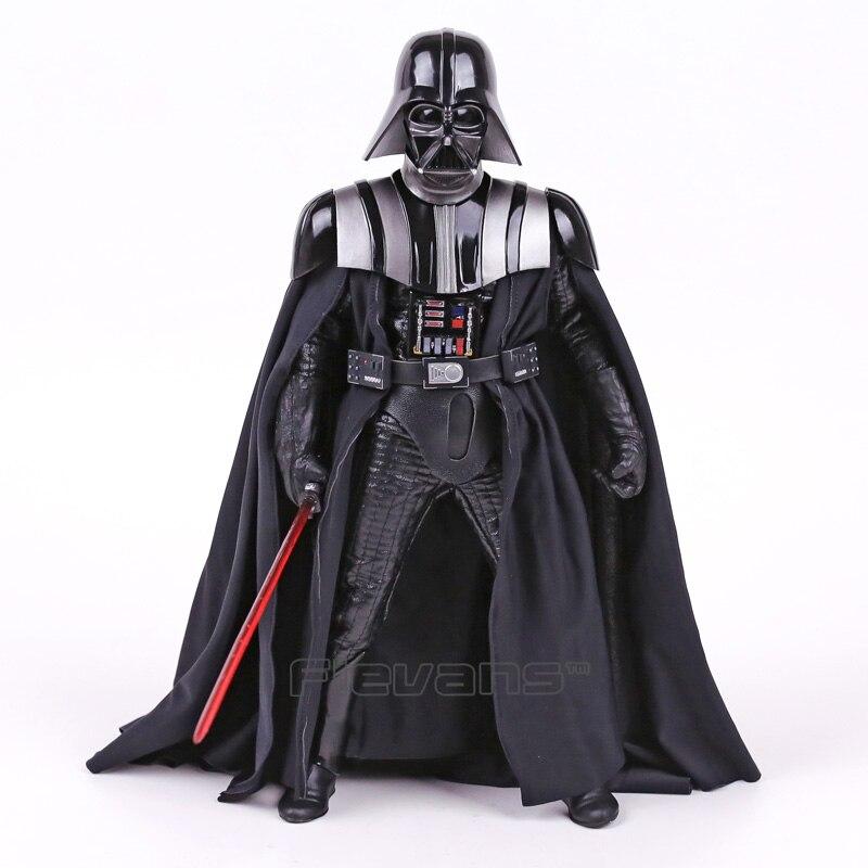 Szalone zabawki Star Wars Darth Vader 1/6 th skala pcv działania figurka – model kolekcjonerski zabawka 12 cal 30 cm w Figurki i postaci od Zabawki i hobby na  Grupa 1